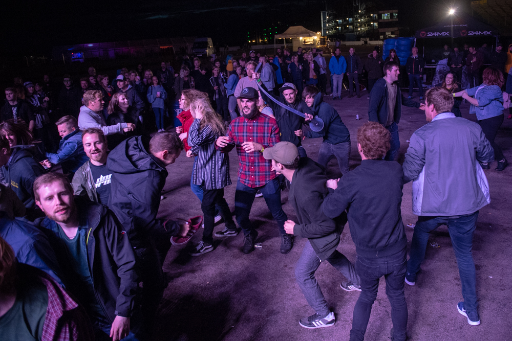 Rocked Up Hootenanny, Rockingham Motor Speedway, September 8, 2018