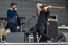 Rocked Up Hootenanny, Rockingham Motor Speedway, September 8, 2018